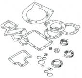 GASKETS, SEALS & OVERHAUL KITS